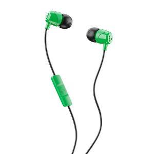 Skullcandy スカルキャンディー JIB GREEN グリーン かわいい プレゼント 人気 カナル型 イヤホン|e-earphone