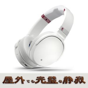 Bluetooth ワイヤレス ヘッドホン Skullcandy VENUE GRAY/White (S6HCW-L568) 国内正規品|e-earphone