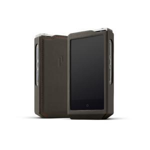 COWON PLENUE R用レザーケース (送料無料)|e-earphone