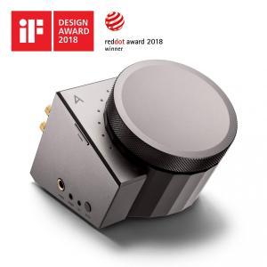 IRIVER Astell&Kern ACRO L1000 Gun Metal デスクトップ型オーディオアンプ (送料無料) e-earphone