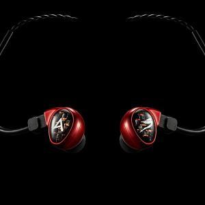 IRIVER Astell&Kern IEM-JH Audio THE SIREN SERIES-Billie Jean 高音質 カナル型 イヤホン (送料無料) e-earphone