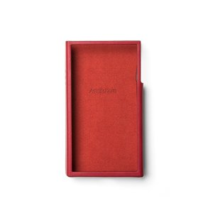 IRIVER Astell&Kern A&futura SE100 Case Garnet Red (AK-SE100-CASE-RED) (送料無料)|e-earphone