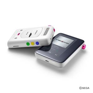 (限定品) groovers japan ACTIVO CT10 セガサターン シロ (ACTIVO-CT10-SS-MST) デジタルオーディオプレーヤー mp3プレーヤー (送料無料)|e-earphone