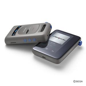 (限定品)groovers japan ACTIVO CT10 セガサターン (ACTIVO-CT10-SS-GRY) デジタルオーディオプレーヤー mp3プレーヤー (送料無料) e-earphone