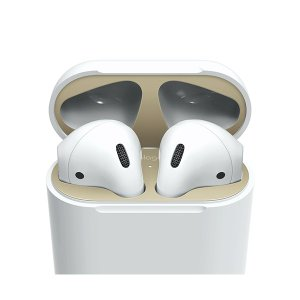 elago エラゴ AirPods DUST GUARD for AirPods (Matte Go...