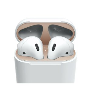 elago エラゴ AirPods DUST GUARD for AirPods (Matte Ro...