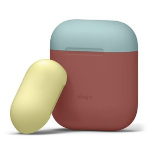 elago エラゴ AIRPODS DUO CASE for AirPods イタリアンローズ Ai...