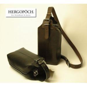 【正規取扱店】送料無料手作り日本製バッグ「エルゴポック」マージシリーズ牛革セカンドバッグにもなるボディバッグ|e-ebisu8