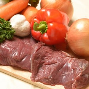カンガルー ランプ 肉 1パック(約300〜400g) 脂肪...