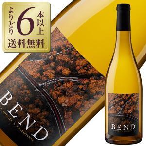 白ワイン アメリカ ベンド シャルドネ カリフォルニア 2019 750ml|酒類の総合専門店 フェリシティー