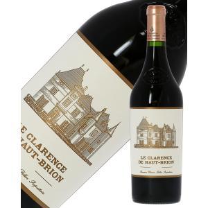 赤ワイン フランス ボルドー ル クラレンス ド オー ブリオン 2013 750ml 格付け第1級セカンド wine...