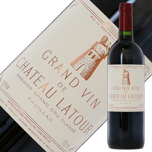 赤ワイン フランス ボルドー シャトー ラトゥール 1993 750ml カベルネ ソーヴィニヨン ...