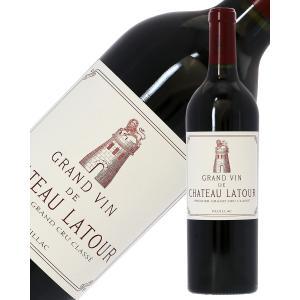 赤ワイン フランス ボルドー シャトー ラトゥール 2008 750ml シャトー蔵出し カベルネ ...