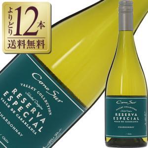 白ワイン チリ コノスル シャルドネ レゼルバ エスペシャル 2018 750ml wine