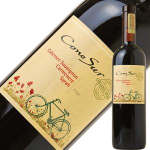 赤ワイン チリ コノスル カベルネ ソーヴィニヨン&カルメネ...
