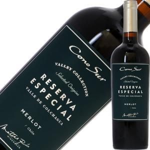 赤ワイン チリ コノスル メルロー レゼルバ 2018 750ml wine