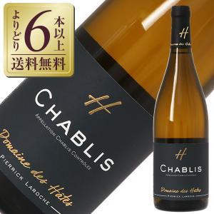 白ワイン フランス ブルゴーニュ ドメーヌ デ アット シャブリ 2015 750ml wineの商品画像|ナビ