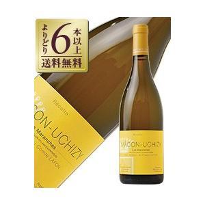 白ワイン フランス ブルゴーニュ レ ゼリティエール デュ コント ラフォン マコン ウシジィ レ マランシュ 2016 750ml wine...
