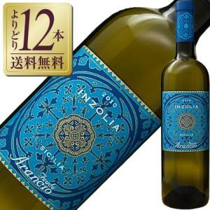 白ワイン イタリア フェウド アランチョ インツォリア 2016 750ml wine e-felicity