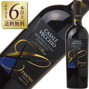 赤ワイン イタリア ファルネーゼ モンテプルチアーノ ダブルッツォ カサーレ ヴェッキオ 2015 750ml wine|e-felicity