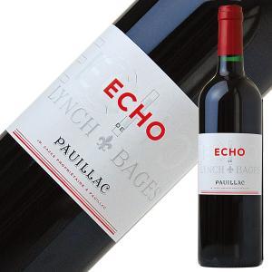 赤ワイン フランス ボルドー エコー ド ランシュ バージュ 2011 750ml 格付け第5級セカンド wine e-felicity