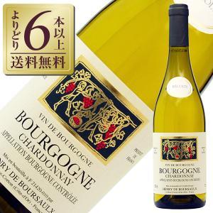 白ワイン フランス ブルゴーニュ アンリ ド ブルソー ブルゴーニュ シャルドネ 2018 750ml|酒類の総合専門店 フェリシティー