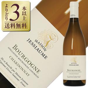 白ワイン フランス ブルゴーニュ ドメーヌ ジェシオム ブルゴーニュ シャルドネ 2015 750m...
