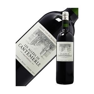 赤ワイン フランス ボルドー レ ザレ ド カントメルル 2011 750ml 格付け第5級セカンド wine e-felicity