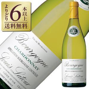 白ワイン フランス ブルゴーニュ ルイ ラトゥール ブルゴーニュ シャルドネ 2019 750ml|酒類の総合専門店 フェリシティー