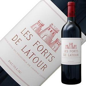 赤ワイン フランス ボルドー レ フォール ド ラトゥール 2012 750ml 格付け第1級セカン...