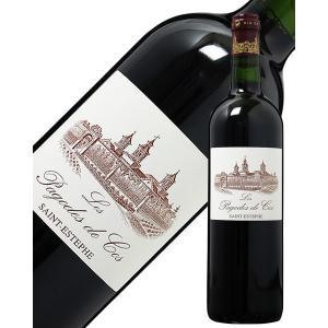 赤ワイン フランス ボルドー レ パゴド ド コス 2011 750ml 格付け第2級セカンド wine e-felicity