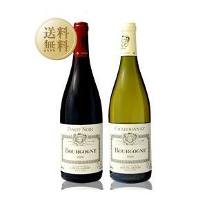ワインセット フランス ブルゴーニュ ルイ ジャド ソンジュ ド バッカス 赤&白セット 750ml×2 (ルージュ 2012、ブラン 2014) 送料無料 wine set e-felicity