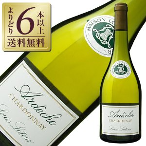 白ワイン フランス ブルゴーニュ ルイ ラトゥール アルデッシュ(アルディッシュ) シャルドネ 20...