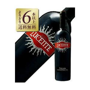 赤ワイン イタリア ルーチェのセカンドラベル ルチェンテ 2014 750ml wine|e-felicity