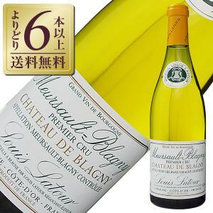 白ワイン フランス ブルゴーニュ ルイ ラトゥール ムルソー ブラニー シャトー ド ブラニー 20...