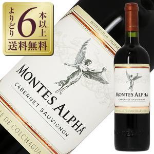 赤ワイン チリ モンテス アルファ カベルネ ソーヴィニヨン 2014 750ml wine|e-felicity