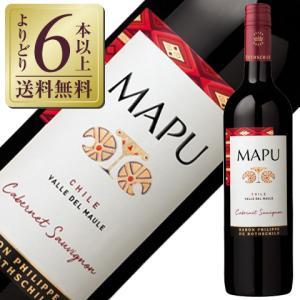 赤ワイン チリ バロン フィリップ マイポ チリ マプ カベルネ カルメネール 2016 750ml wine|e-felicity
