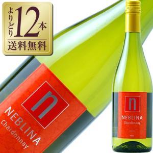 白ワイン チリ ネブリナ シャルドネ 2016 750ml wine|e-felicity