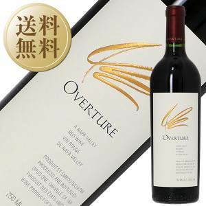 赤ワイン アメリカ 送料無料 オーパス ワンのセカンドワイン オーヴァーチュア NV 750ml wine...