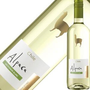 白ワイン チリ サンタ ヘレナ アルパカ ソーヴィニヨン ブラン 2018 750ml wine