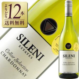 白ワイン ニュージーランド シレーニ セラー セレクション シャルドネ 2016 750ml wine...