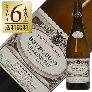 白ワイン フランス ブルゴーニュ セガン マニュエル ブルゴーニュ シャルドネ 2015 750ml wine|e-felicity