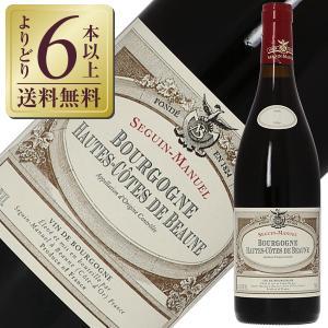 赤ワイン フランス ブルゴーニュ セガン マニュエル ブルゴーニュ オート コート ド ボーヌ ルージュ 2013 750ml wine|e-felicity