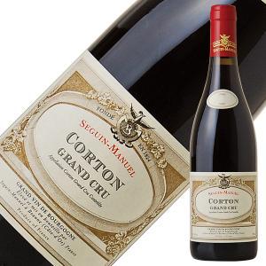 赤ワイン フランス ブルゴーニュ セガン マニュエル コルトン 2012 750ml wine|e-felicity
