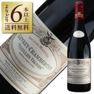 赤ワイン フランス ブルゴーニュ セガン マニュエル ジュヴレ(ジュブレ) シャンベルタン ヴィエイユ ヴィーニュ 2012 750ml wine|e-felicity
