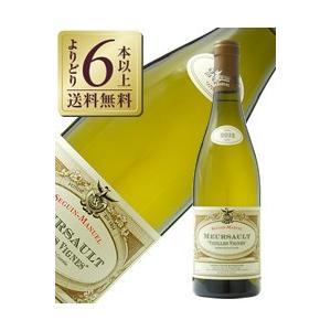 白ワイン フランス ブルゴーニュ セガン マニュエル ムルソー ヴィエイユ ヴィーニュ 2012 750ml wine|e-felicity