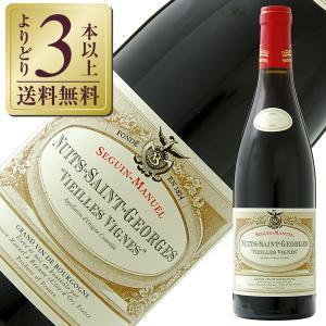 赤ワイン フランス ブルゴーニュ セガン マニュエル ニュイ サン ジョルジュ ヴィエイユ ヴィーニュ 2011 750ml wine|e-felicity