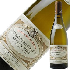白ワイン フランス ブルゴーニュ セガン マニュエル サヴィニー レ ボーヌ グードレット ブラン 2012 750ml wine|e-felicity