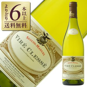 白ワイン フランス ブルゴーニュ セガン マニュエル ヴィレ クレッセ 2013 750ml wine|e-felicity