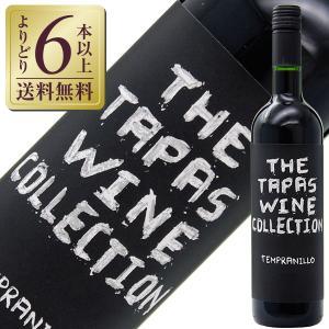 赤ワイン スペイン ザ タパス ワイン コレクション テンプラニーリョ 2014 750ml wine|e-felicity